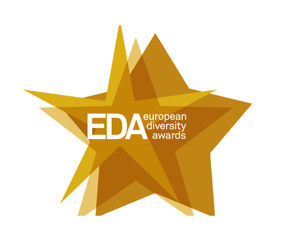 European Diversity Awards -  Michael Cashamn Interest awards